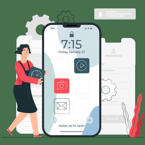 Mobil Applikations Utveckling